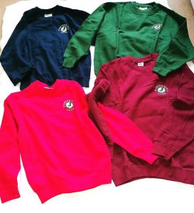 MM Club sweatshirts