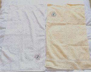 MM Club towels