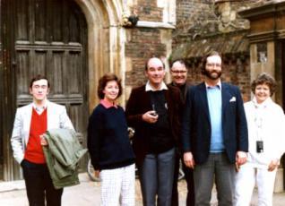 Cambridge 1988