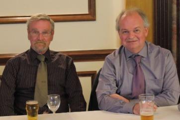 Hull 2017 - Magnum finalists, the winner  David Porch and runner up David Cowan