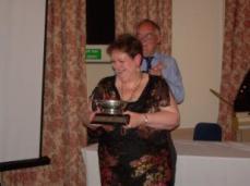 Sheffield 2011 - Ann Hegarty Magnum Champion